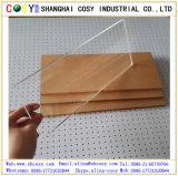 고품질 플라스틱 장 4X8 투명한 던지기 아크릴 장 UV 전달