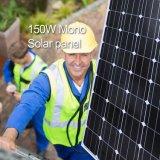 Panneau polycristallin d'énergie solaire de Sun de haute performance en gros bon marché