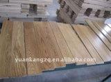 Проектированный настил деревянного настила партера настила зерна составного крытый