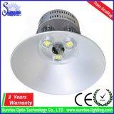 3 Jahre der Garantie-150W der Leistungs-LED hohe Bucht-Licht-