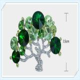 جديدة تصميم نمو شجرة رجم زجاج نمو [جولّري] دبوس الزينة