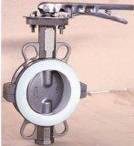 Split тип клапан-бабочка с местом PTFE