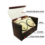 Redenish Brown Modern Watch Winder