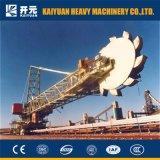 石炭の処理のための広く利用されたスタッカーの回収器