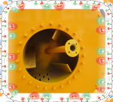 重い粘土の鉱石をごしごし洗うためのドラム回転式洗濯機