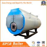 Caldeira de aquecimento central dupla do combustível do petróleo e do gás