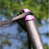 Trampolino dei trampolini viola 15 ' e resistente rotondi