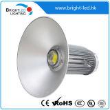 Luce di Bridgelux LED Highbay di alto potere dell'officina con CE RoHS