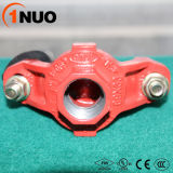 300psi тяжеловесное Thick Ductile Iron Pipe Fittings Threaded Reducer