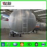 Fournisseur de la Chine 50000 litres de réservoir de carburant semi de remorque d'essence de remorque de camion-citerne