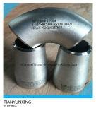Instalaciones de tuberías inconsútiles de acero inoxidable de la autógena de extremo del Bw