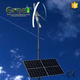 sistema solare del vento ibrido 2kw con più alta uscita