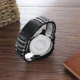 方法多機能の腕時計の人のための鋼鉄ブレスレットの腕時計