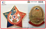 Fornire i distintivi dei militari dei distintivi della polizia di alta qualità