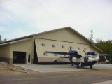 강철 구조물 비행기 격납고 (KXD-SSB1304)
