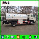 Caminhão de petroleiro da gasolina do combustível de Sinotruk 6X4 25000L