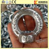 탄소 강철 또는 스테인리스 드는 눈 놀이쇠 DIN582 고리 볼트