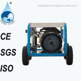 Máquina de alta velocidade do CNC do líquido de limpeza de alta pressão