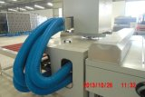 수평한 유리 씻기 및 건조용 기계 유리제 청소 기계 Bxn2500/2600/3000