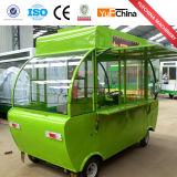 Nuovo carrello progettato Colourful dell'alimento da vendere
