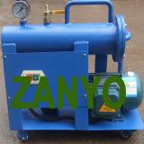 Filtre à huile hydraulique de filtre à huile de transformateur de filtre à huile de turbine/dispositif portatifs de filtre huile de graissage de faible puissance
