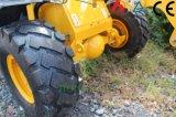 Máquina do uso da exploração agrícola do carregador da roda de Zl16f mini para a venda