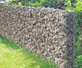 Caselle di Gabion/parete galvanizzate tuffate calde di Gabion saldate acciaio