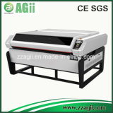 Machine de découpage acrylique automatique de laser de fibre de commande numérique par ordinateur avec du ce