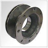 Disque de frein à disque de frein à essence en acier inoxydable avec rotor de frein