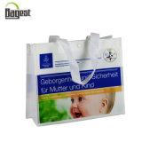 Nouveau sac à provisions en toile réutilisable non tissé personnalisé