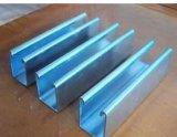 Aço perfilado da seção da barra C