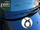 """S500 nagelneuer Doppelsatz 26 """" 16 """" vordere Windfang-flach Aero ursprüngliche Wischerblätter für Vauxhall Corsa D 2006-15 Wischer"""