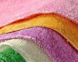 부엌 제품 대나무 Dihscloths 중국 공급자 공장을 정리하는 자연 섬유 피복