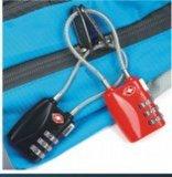 Spielraum-Beutel Tsa Kombinationsschloß (TSA719) &Luggage Vorhängeschloß