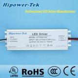30W Waterproof o excitador ao ar livre do diodo emissor de luz da fonte de alimentação IP65/67 com ISO9001
