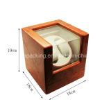 Devanadera automática de madera al por mayor de lujo del reloj