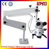 Precios quirúrgicos del microscopio del funcionamiento Ent dental