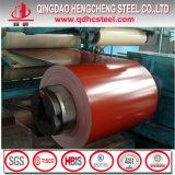 Qualität strich galvanisierten PPGI Stahlring vor