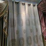 Cortina de la tela del telar jacquar de la alta calidad, cortina de ventana