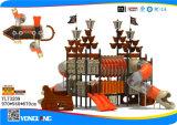 屋外のPlayground TypeおよびPlastic Playground Material Playground Games