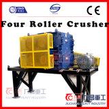 大きい容量と押しつぶすローラーのための石のコークスの砕石機