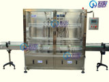 Máquina de enchimento automática com linha de empacotamento de rotulagem da selagem do frasco (GHAPF-8)