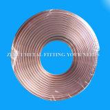 pipe de cuivre flexible sans joint de 8mm pour l'eau et le gaz