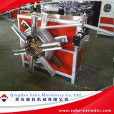PVC鋼線のホースの放出の生産ライン