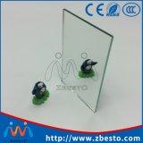 Прозрачное зеркало серебра/плиты Alu водоустойчивое Polished отрезанное к размерам