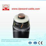 Tensions jusqu'au câble d'alimentation de 35kv PVC/XLPE