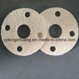 Gaxeta de alta temperatura da selagem de Resistantant do calor para o equipamento industrial
