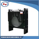 Yn38-3: 디젤 엔진 발전기 세트 (격판덮개 열교환기)를 위한 물 방열기