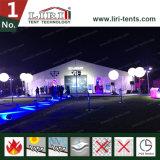 15X60m 600명의 사람들 큰 옥외 결혼식 천막