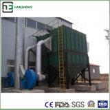Linha de sopro reversa tratamento da Espanador-Produção da Saco-Casa do fluxo de ar